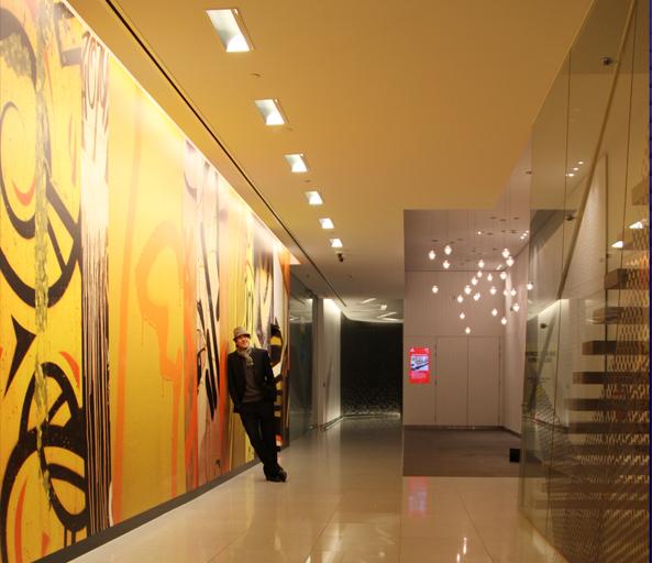 246 Bourke St Foyer 2