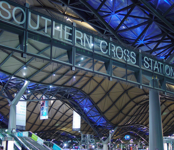 civic + exterior 06 southern cross station