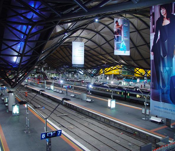 southern cross station 4