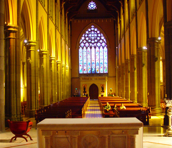 St Patrick's Cathedral 3