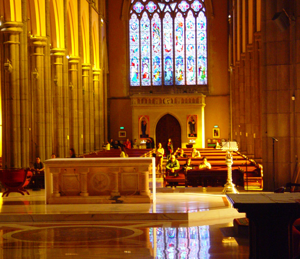 St Patrick's Cathedral 8