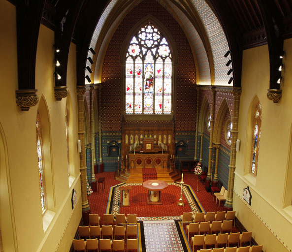 Sacred Heart Chapel, Geelong – 01