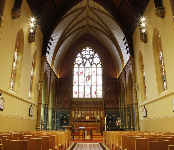 Sacred Heart Chapel, Geelong – 02