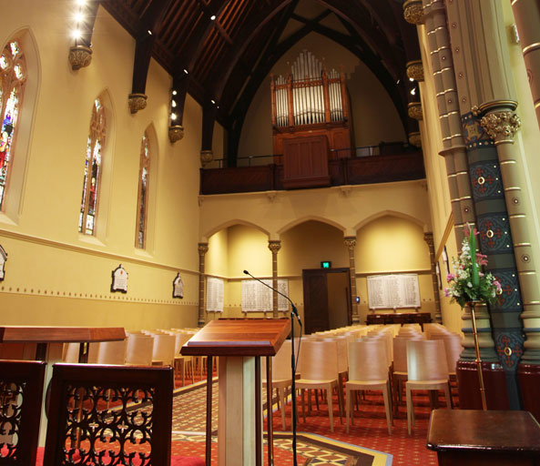 Sacred Heart Chapel, Geelong – 03