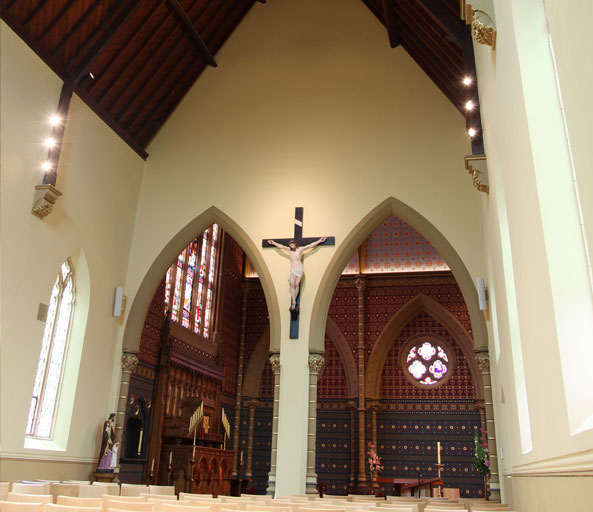 Sacred Heart Chapel, Geelong – 05