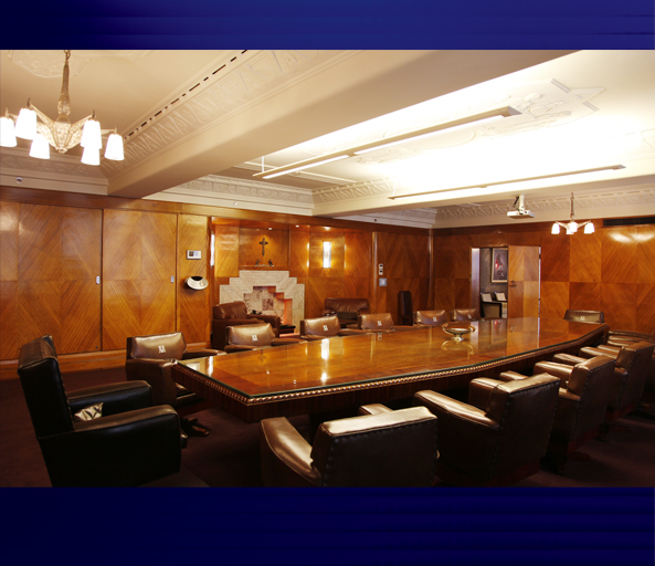 Manchester Unity Board Room – 01