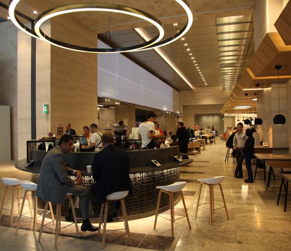 Telstra Cafe George St 01