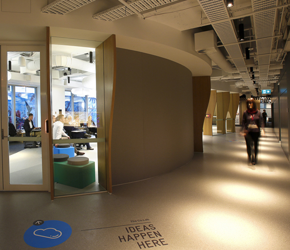 Telstra Staff Hub Sydney – 03
