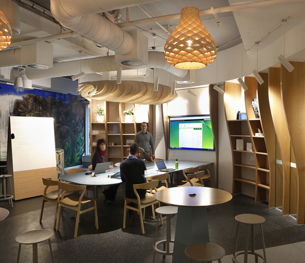 Telstra Staff Hub Sydney – 04