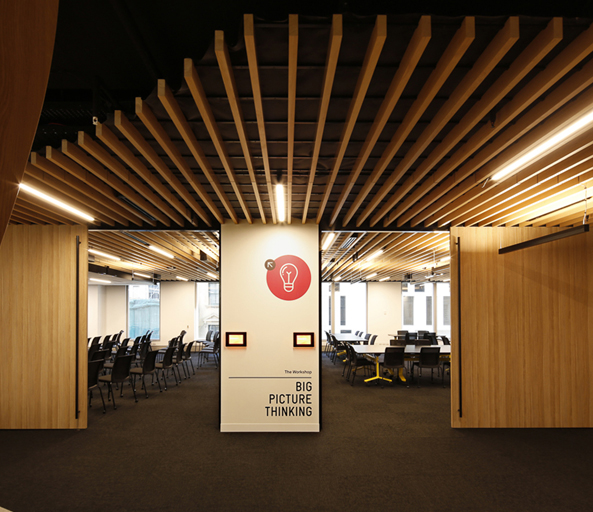 Telstra Staff Hub Sydney – 05