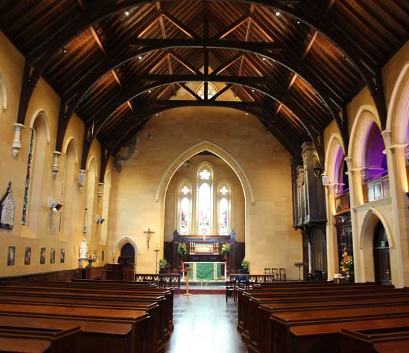 St Marks Anglican Church Fitzroy – 01