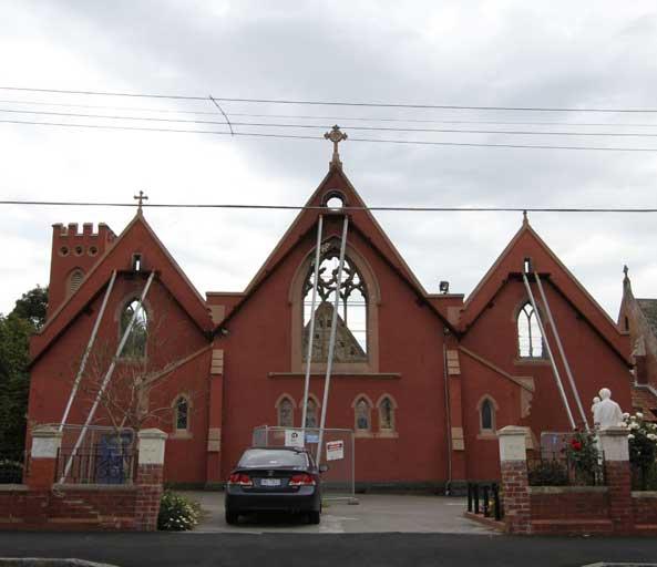 St Joseph's Catholic Church Collingwood –  01