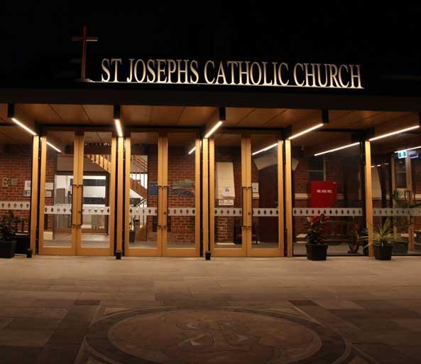 St Joseph's Catholic Church Collingwood –  02