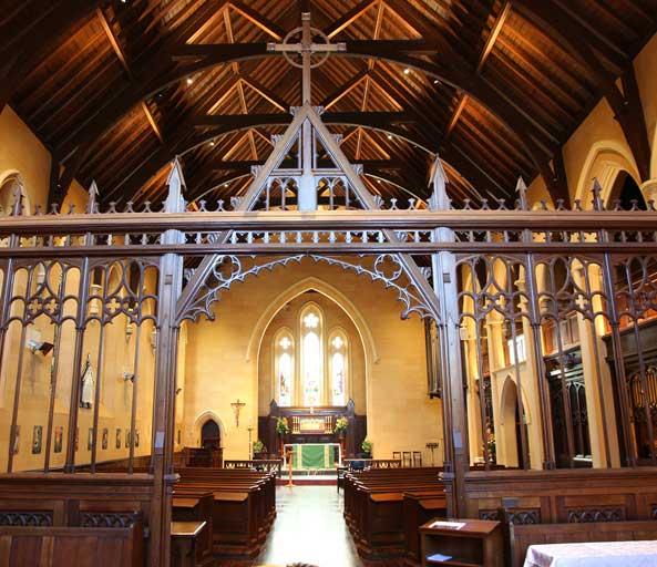 St Marks Anglican Church Fitzroy – 02