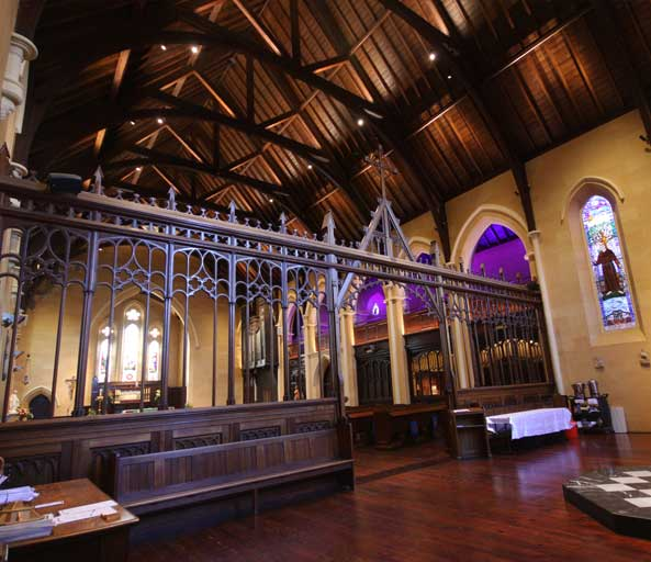 St Marks Anglican Church Fitzroy – 03
