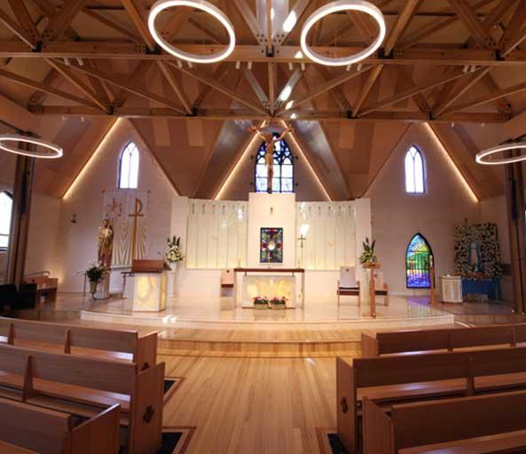 St Joseph's Catholic Church Collingwood –  06