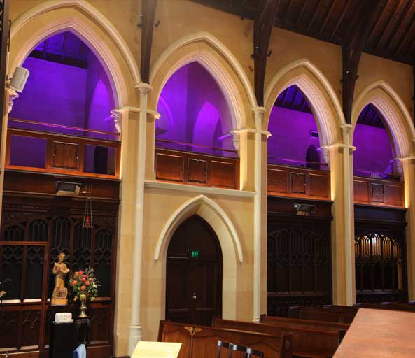 St Marks Anglican Church Fitzroy – 06