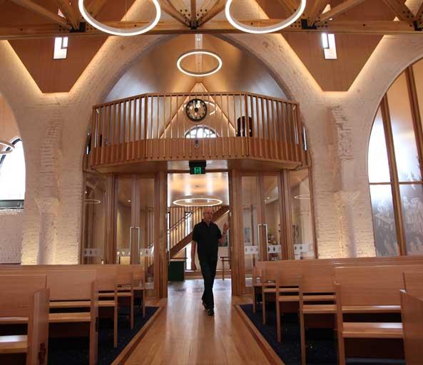 St Joseph's Catholic Church Collingwood –  16