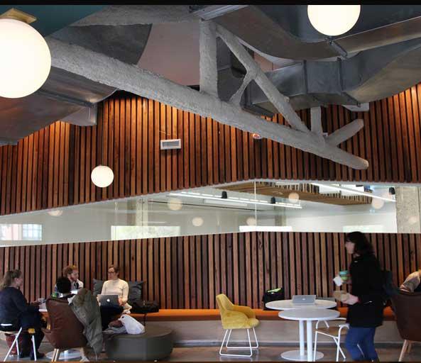 Melbourne University – 01